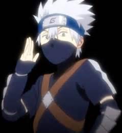 Naruto Young Kakashi Cosplay