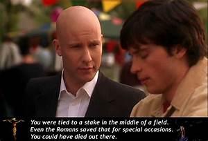 Clark Kent Smal... Favorite Smallville Quotes