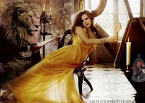 実写版「美女と野獣」のベル役に決定!エマ・ワトソンのドレス姿がまぶしい* | marry[マリー]