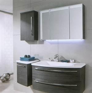 Badezimmermöbel Set Grau : badm bel komplettset g nstig ~ Whattoseeinmadrid.com Haus und Dekorationen