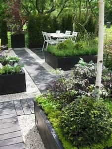 Faire Une Allée Carrossable : faire une alle de jardin en gravier faire une allee de ~ Premium-room.com Idées de Décoration