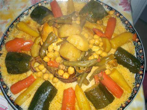 cuisine marocaine couscous le couscous marocain recette couscous