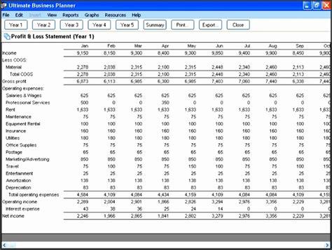 business plan financial template sampletemplatess sampletemplatess