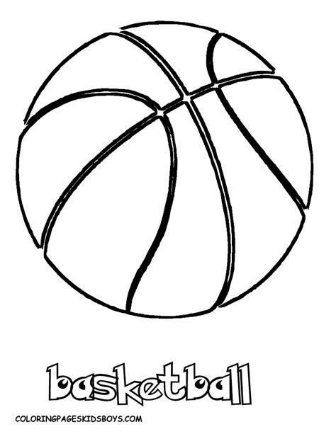 Coloring Balls by Smooth Basketball Coloring Pages Basketball Free