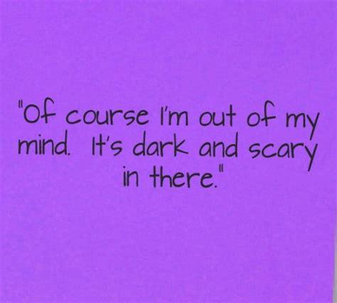 dark scary quotes quotesgram