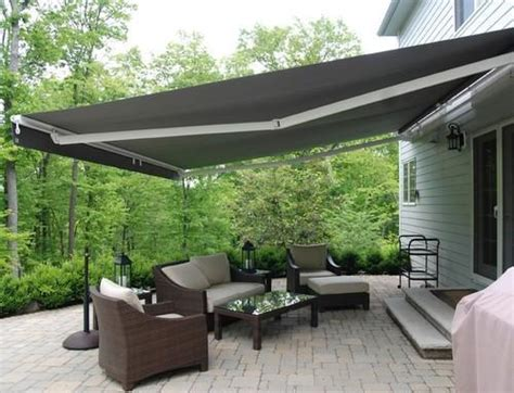 retractable awnings  rs   unit bl oi anand awning industries pune