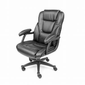 Chaise Pour Bureau : choisir une chaise de bureau en cuir ~ Teatrodelosmanantiales.com Idées de Décoration