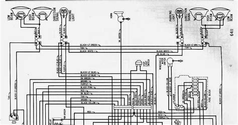 chevrolet corvair greenbrier wiring diagram schematic wiring diagrams solutions