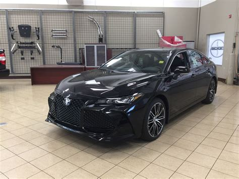 2019 Toyota Avalon Xse by New 2019 Toyota Avalon Xse 4 Door Car In Sherwood Park Ab