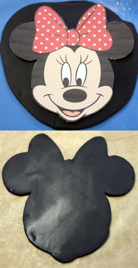 minnie mouse cake topper     world   cakes