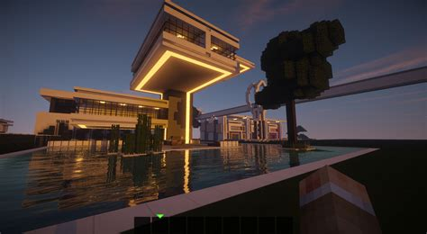 Moderne Häuser Zum Nachbauen by Minecraft Spielen Beste Huser Zum Nachbauen Bild