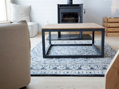 diy modern coffee table how to build a modern industrial coffee table how tos diy Diy Modern Coffee Table