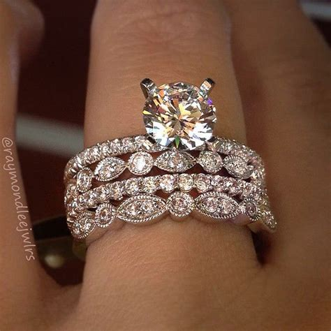 ring stacks of 2015 engagement rings engagement rings wedding rings engagement ring