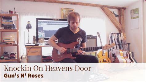 Knockin On Heavens Door (guitar-solo