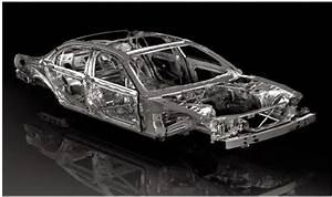 The Aluminum Jaguar Xj Monocoque Chassis  4