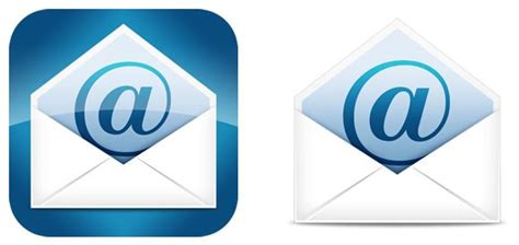 free icons for android email icon our free cross platform email app icon