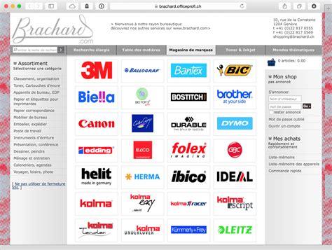 fourniture de bureau en ligne suisse