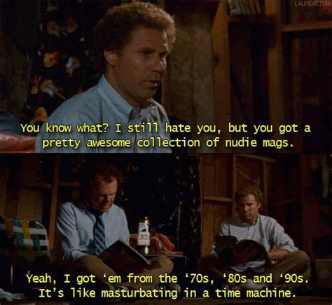 Step Brothers Quotes Are You Saying Pow