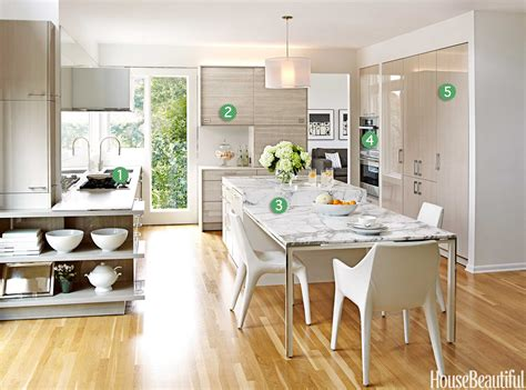 warm contemporary kitchen airy and bright kitchen contemporary kitchen design 3350