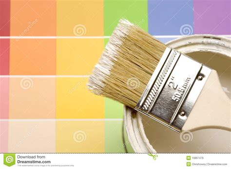 paint and color strips royalty free stock images image