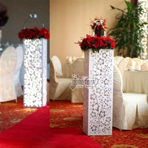 2016 Big Size Carved Roman Column Wedding Props Wedding