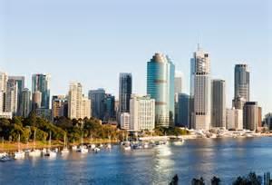 Brisbane City Queensland Australia