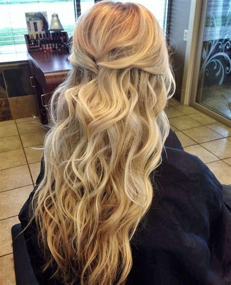 Best 20  Wavy wedding hairstyles ideas on Pinterest