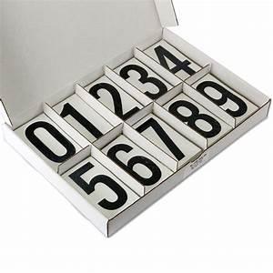 vinyl letters kit 35 inch tall black on white sku nl With vinyl lettering kit