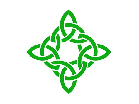 Irish Celtic Symbols and Meanings