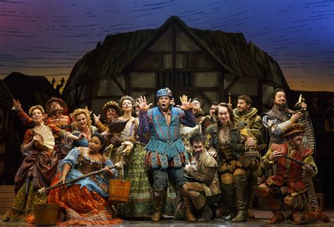 He finds a soothsayer named thomas nostradamus, and nick asks him what the next big thing in theater will be. Something Rotten on Broadway - New York Theater