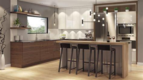 design et conception de cuisines moderne sur mesure