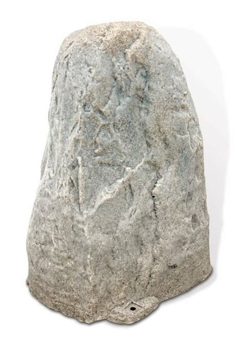 light weight artificial landscaping rocks
