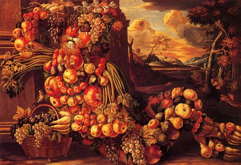 giuseppe arcimboldo paintings gallery  chronological order