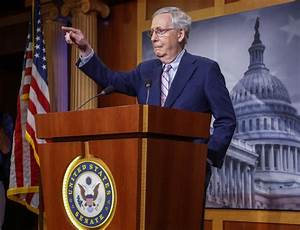 Washington - McConnell Says Kavanaugh Fight Will Help ...