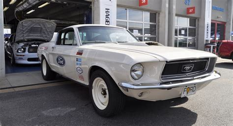 1968 Ford Mustang 428 Cobra Jet Related Infomation