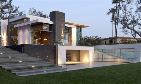 modern house architecture design modern bungalow house
