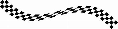 Flag Racing Checkered Border Race Clipart Flags