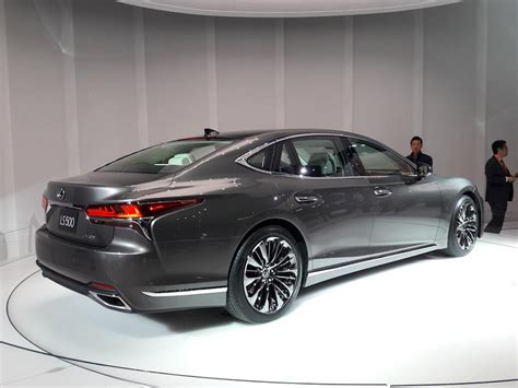 No More Boring Cars Lexus Goes Bold With The Ls500 Luxury