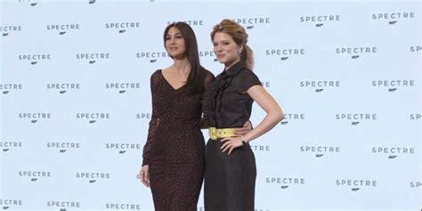 007 spectre scene inedite delle bond girl bellucci e
