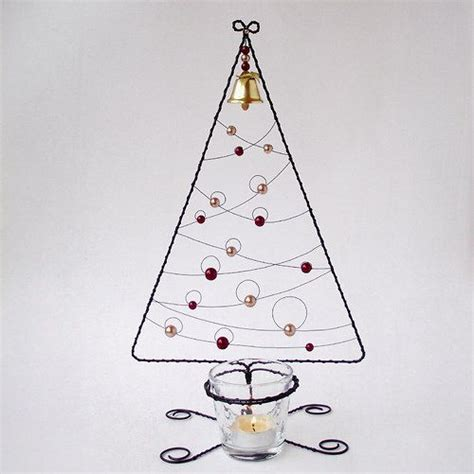 wire christmas tree wire christmas pinterest