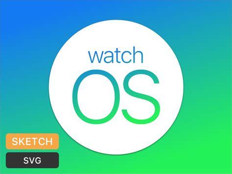 Watchos 3 Logo (sketch + Svg