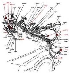 watch more like volvo s front marker light diagram volvo xc90 v8 engine diagram as well 1995 volvo 850 wiring diagram
