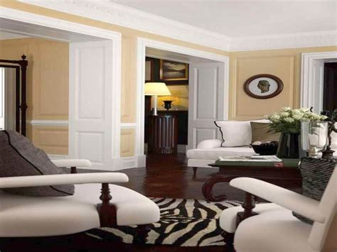 Cream And White Living Room Ideas