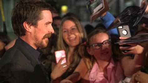 The Promise Christian Bale Tiff Movie Premiere Gala