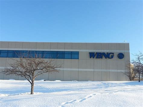 Binghamton's Wbng Being Acquired By Illinois Company