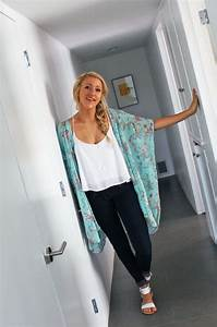 Teal Light How To Wear Kimono My Summer Street Style 2020 Become Chic