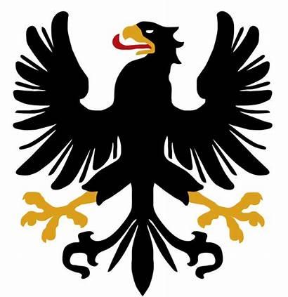 Eagle Prussia Clipart Flag Deviantart German Prussian