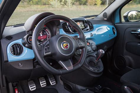 Fiat Interior by Exhaust Notes 2016 Fiat 500 Abarth Canadian Auto Review