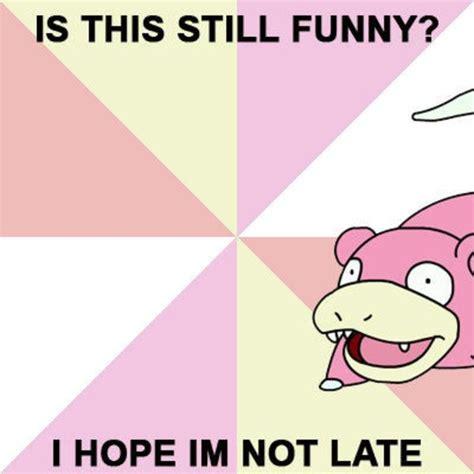 Slow Poke Meme - image 1478 slowpoke know your meme
