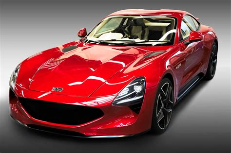 New 2018 Tvr Sports Car News, Photos, Specs, Prices By